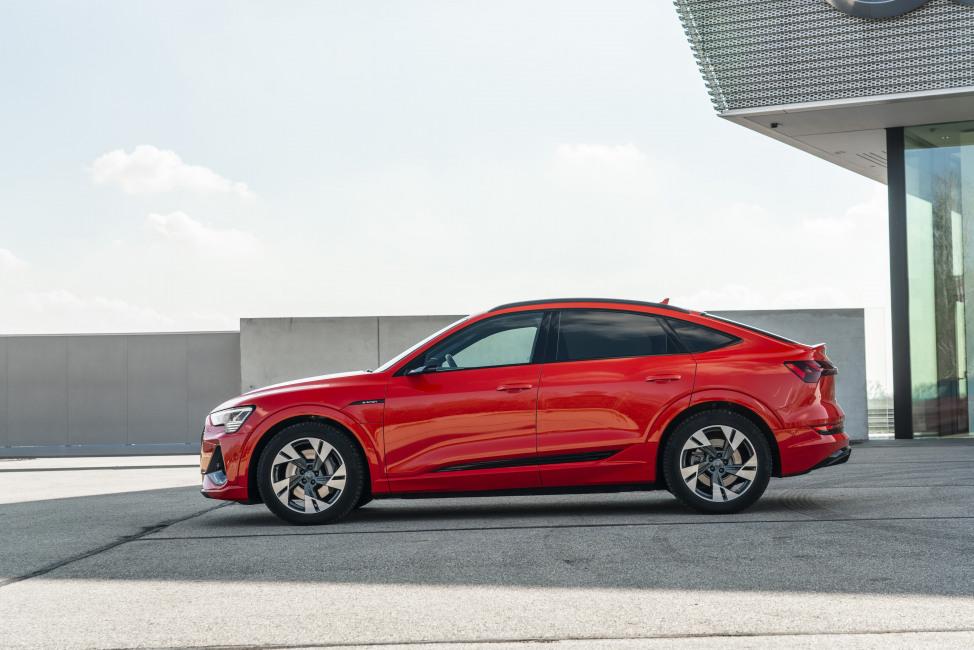 e-tron Sportback red (8)