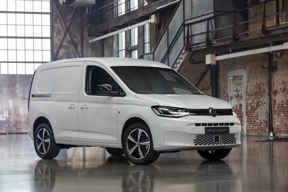 VW Caddy Bestel 2020 (1)
