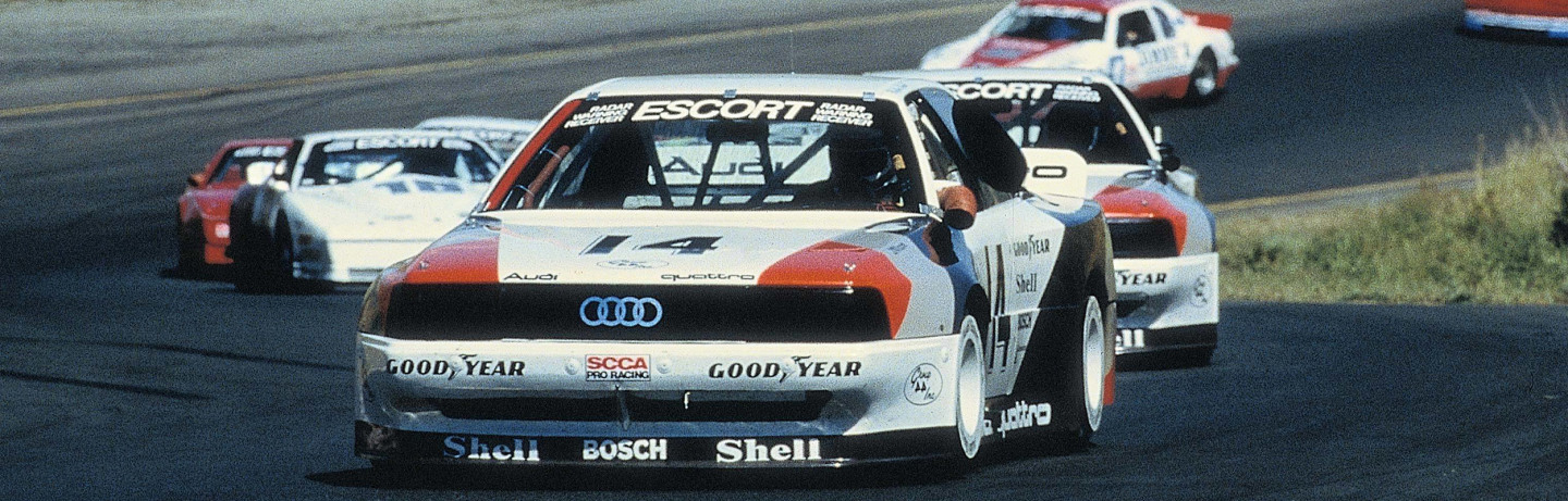 Audi Sport - born on the track