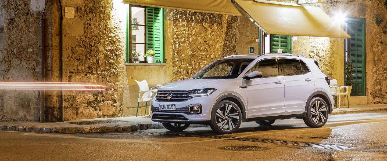 Volkswagen T-Cross header