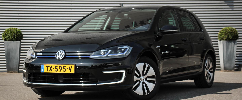 TX-595-V Volkswagen e-Golf Leasespecial