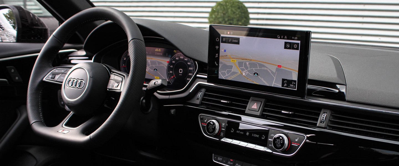 Audi navigatie update header