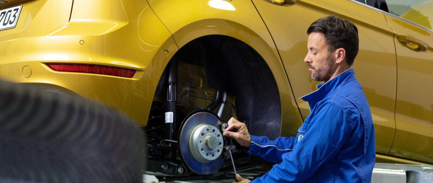 Volkswagen garantie afbeelding header