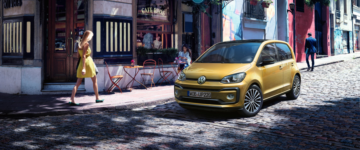 Volkswagen up! header