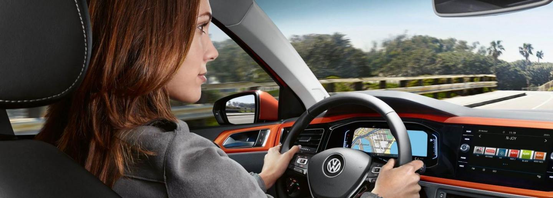 Volkswagen navigatie update header