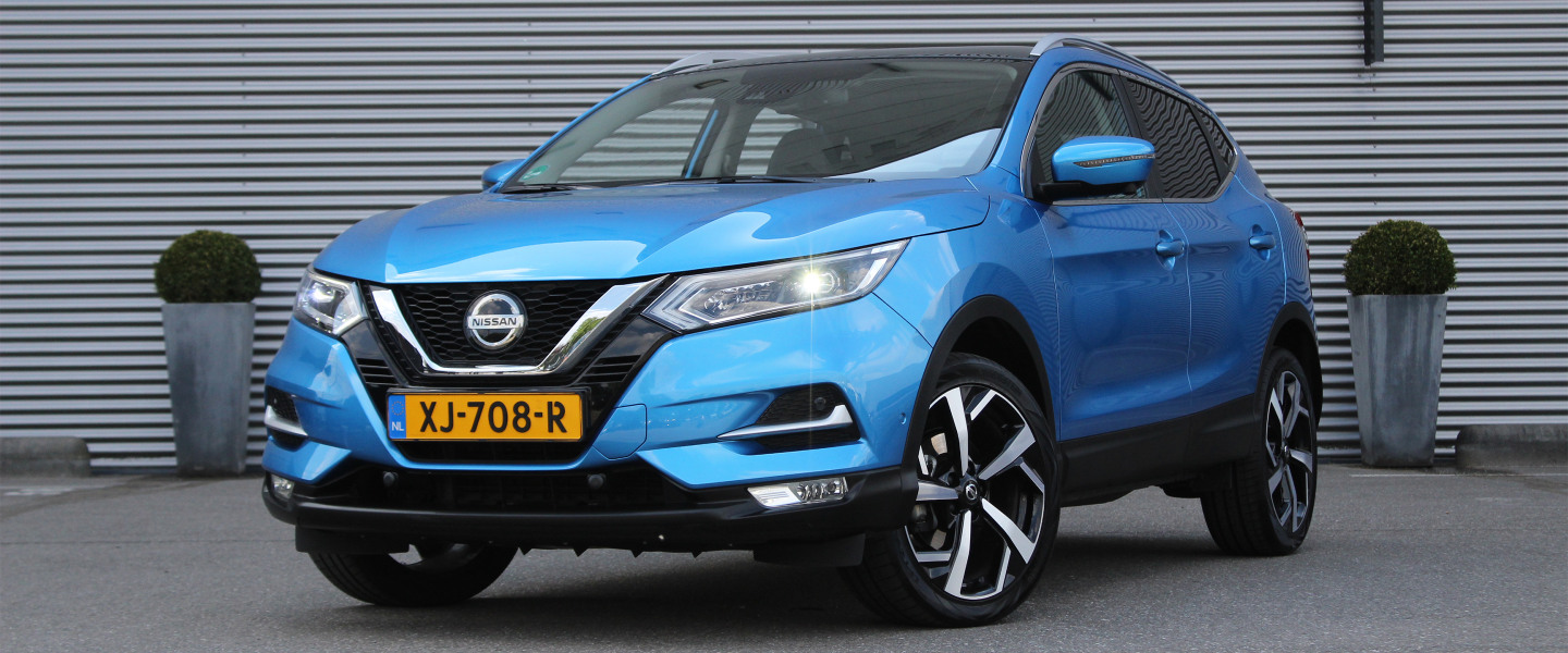 Nissan Qashqai Business Edition - Leasespecial