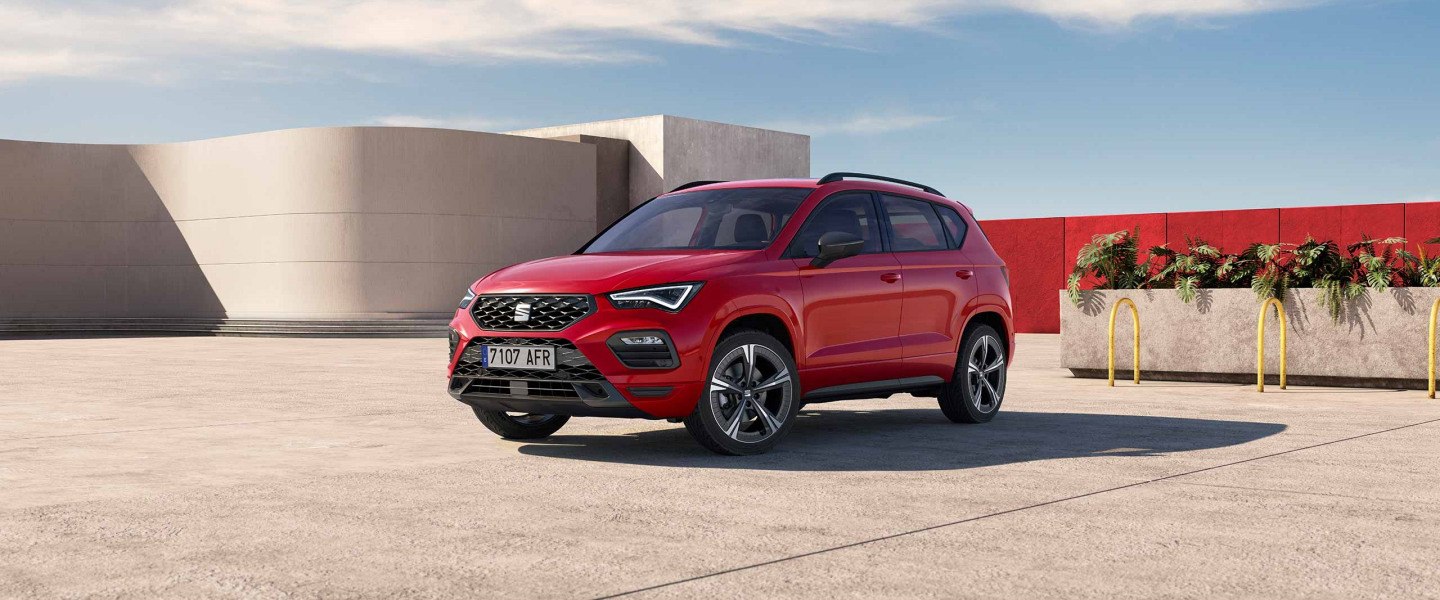 SEAT Ateca FR 2020 Hero Slide
