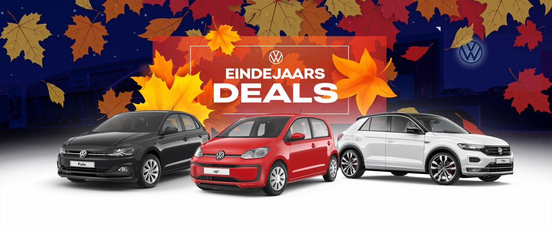 Eindejaarsdeals Volkswagen hero1