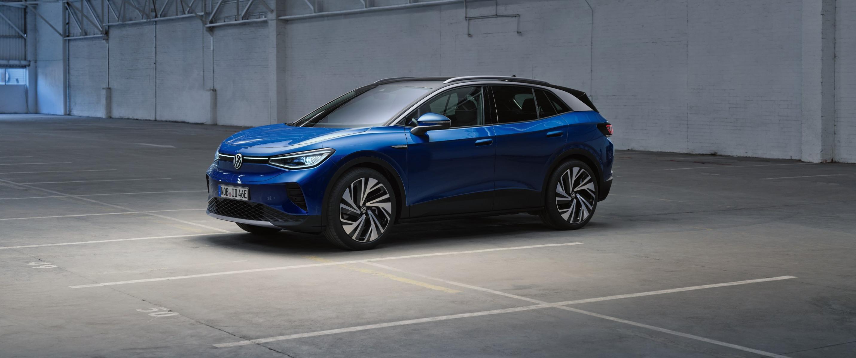 Volkswagen ID.4 | In 2020 leverbaar