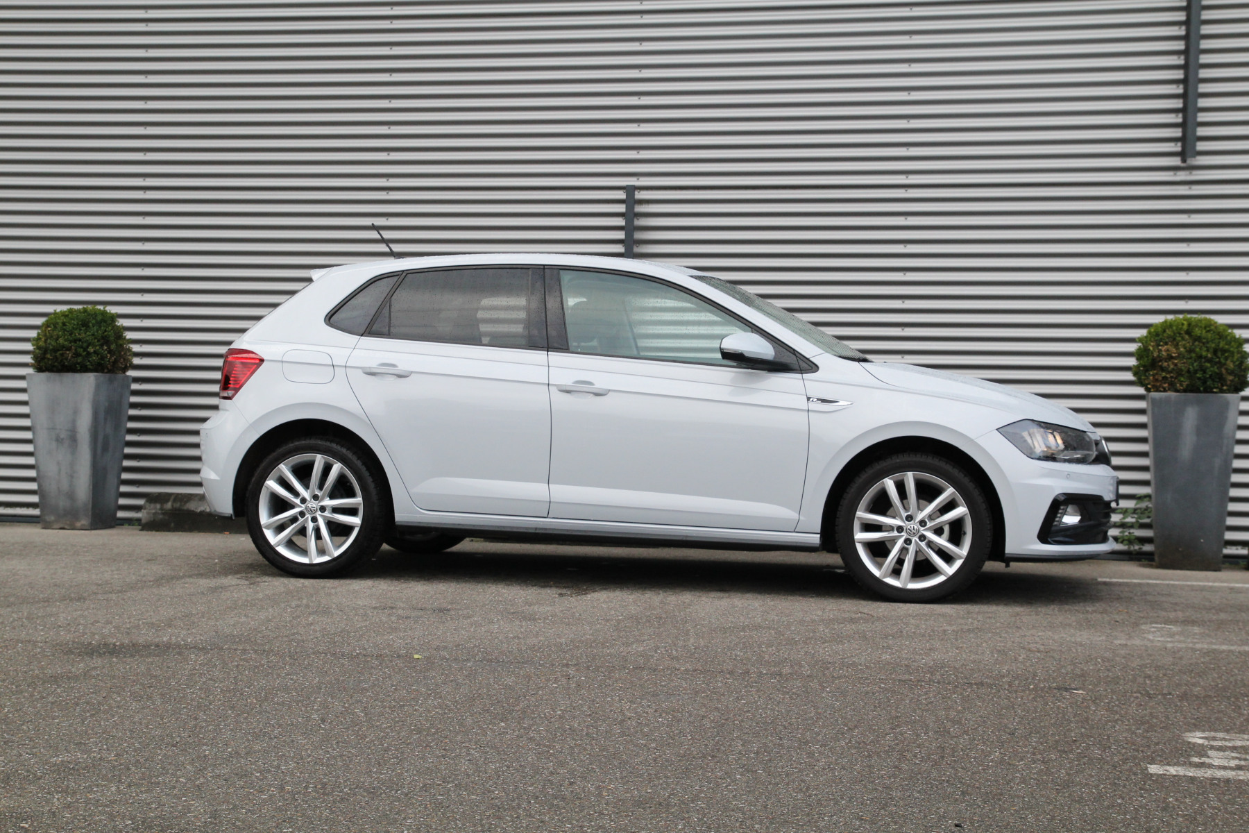 ZR-551-F Volkswagen Polo TSI Highline - Leasespecial