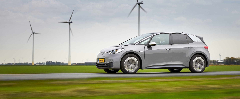 VW ID.3: tot € 4.000 bijtelling-voordeel in 2020