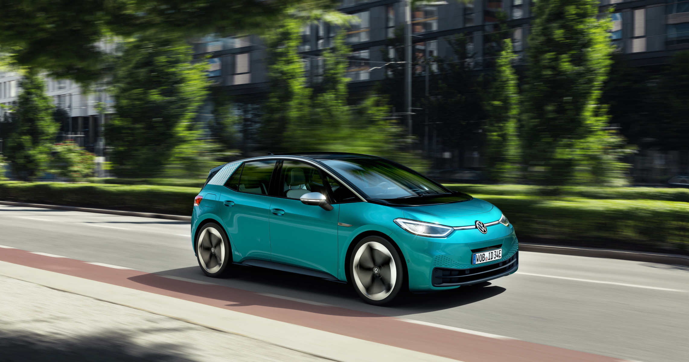 Volkswagen ID.3 leasen