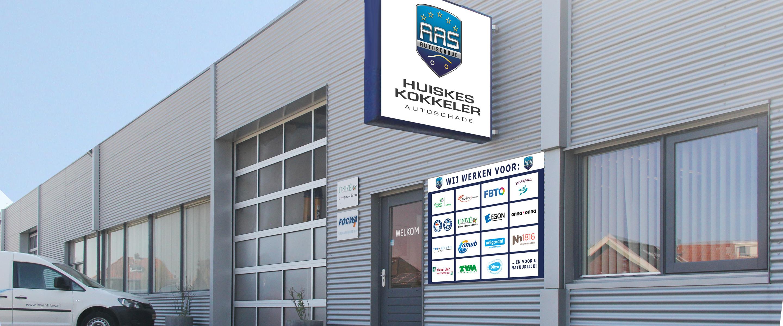 A.A.S. Huiskes-Kokkeler Almelo autoschadeherstel