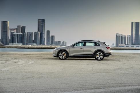 Audi e-tron Glacier white (4)