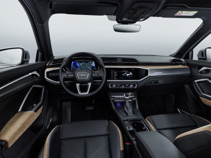 Audi Q3 interieur (4)