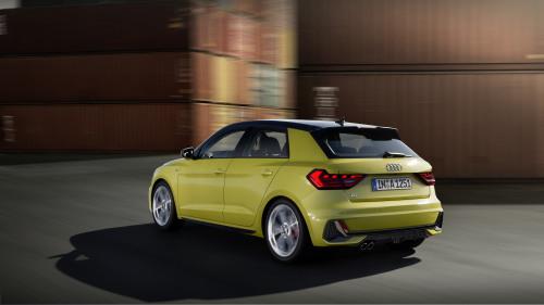 Audi A1 Sportback 4