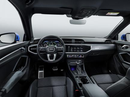Audi Q3 interieur (2)