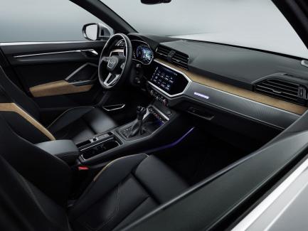 Audi Q3 interieur (5)