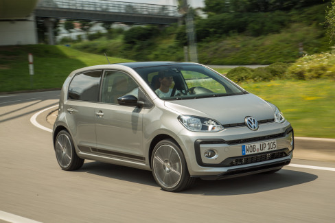 Volkswagen up! Highline (5)
