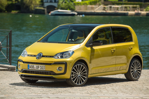 Volkswagen up! Highline (1)