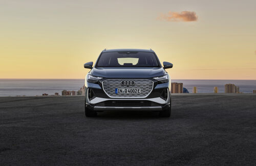Audi Q4 etron 1