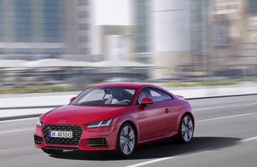 Audi TT Coupé (5)