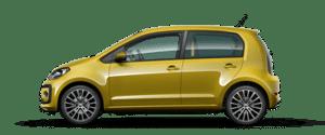 Volkswagen up! card