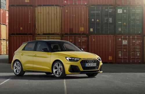 Audi A1 Sportback 5
