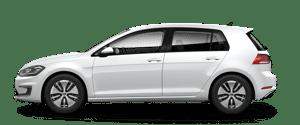 Volkswagen e-Golf card