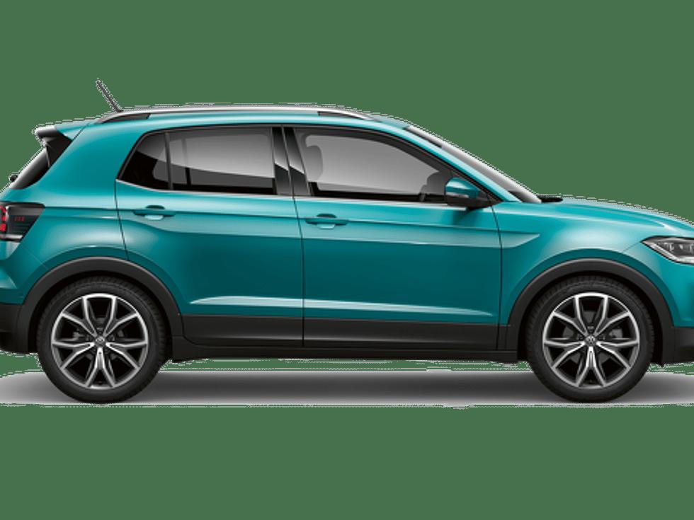 Volkswagen T-Cross SUV png