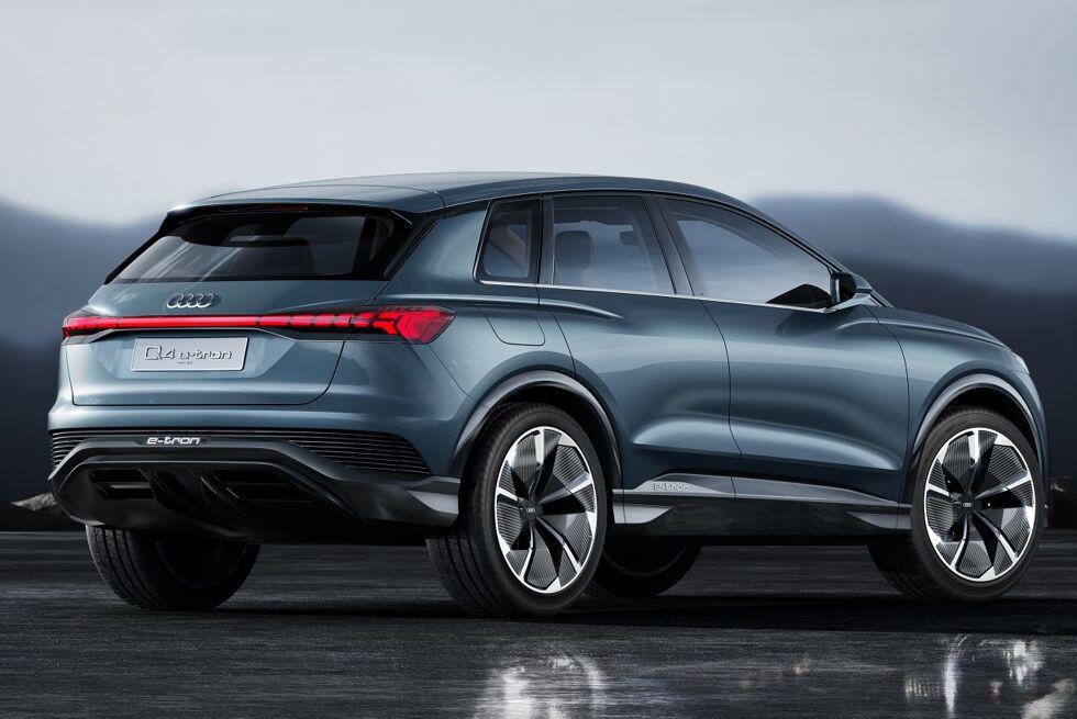 Audi Q4 concept 1
