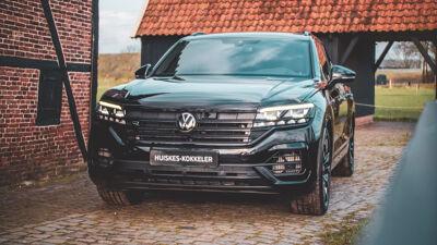 VW Touareg R (5)