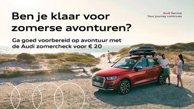 Audi-zomercheck-banner