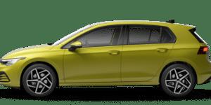 Volkswagen Golf card