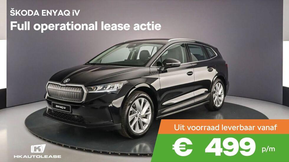 ENYAQ zakelijke lease actie_1 incl. logo