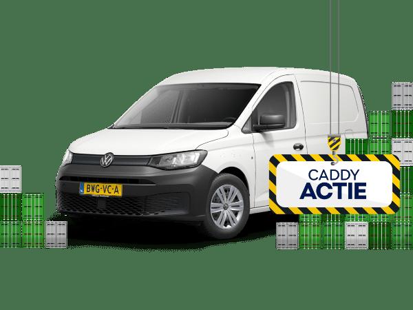 Volkswagen Caddy Cargo Trend 2.0TDI 75PK