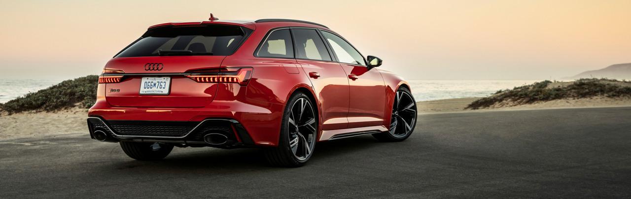Audi RS-modellen