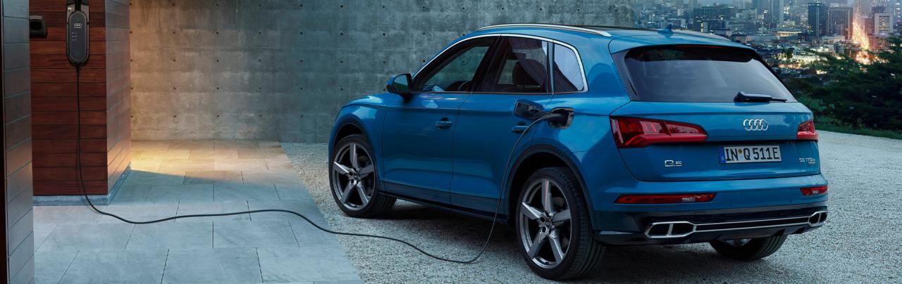 Audi plug- in hybride