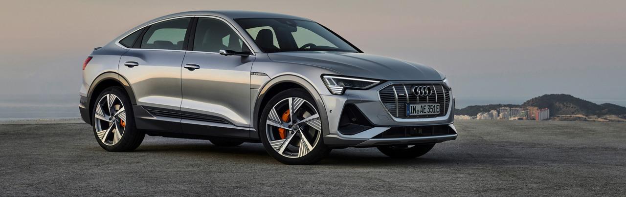 elektrische Audi's