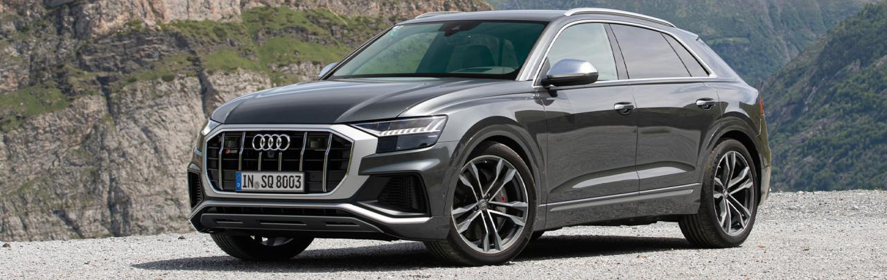 Audi SUV's