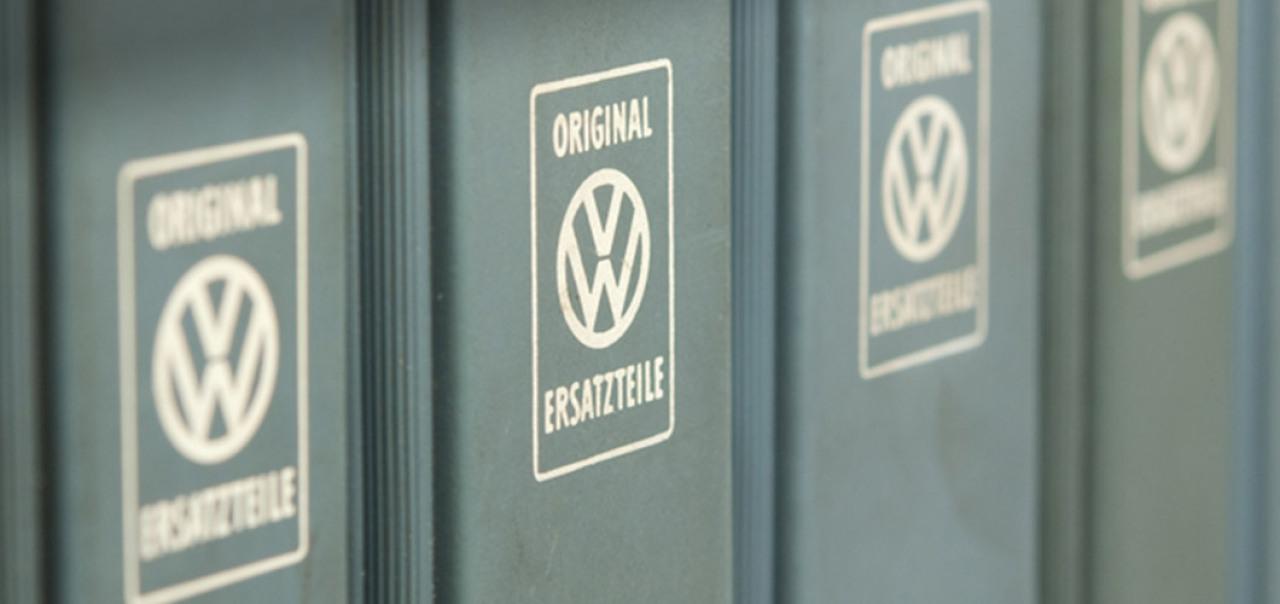 Volkswagen Classic Parts onderdelencatalogi