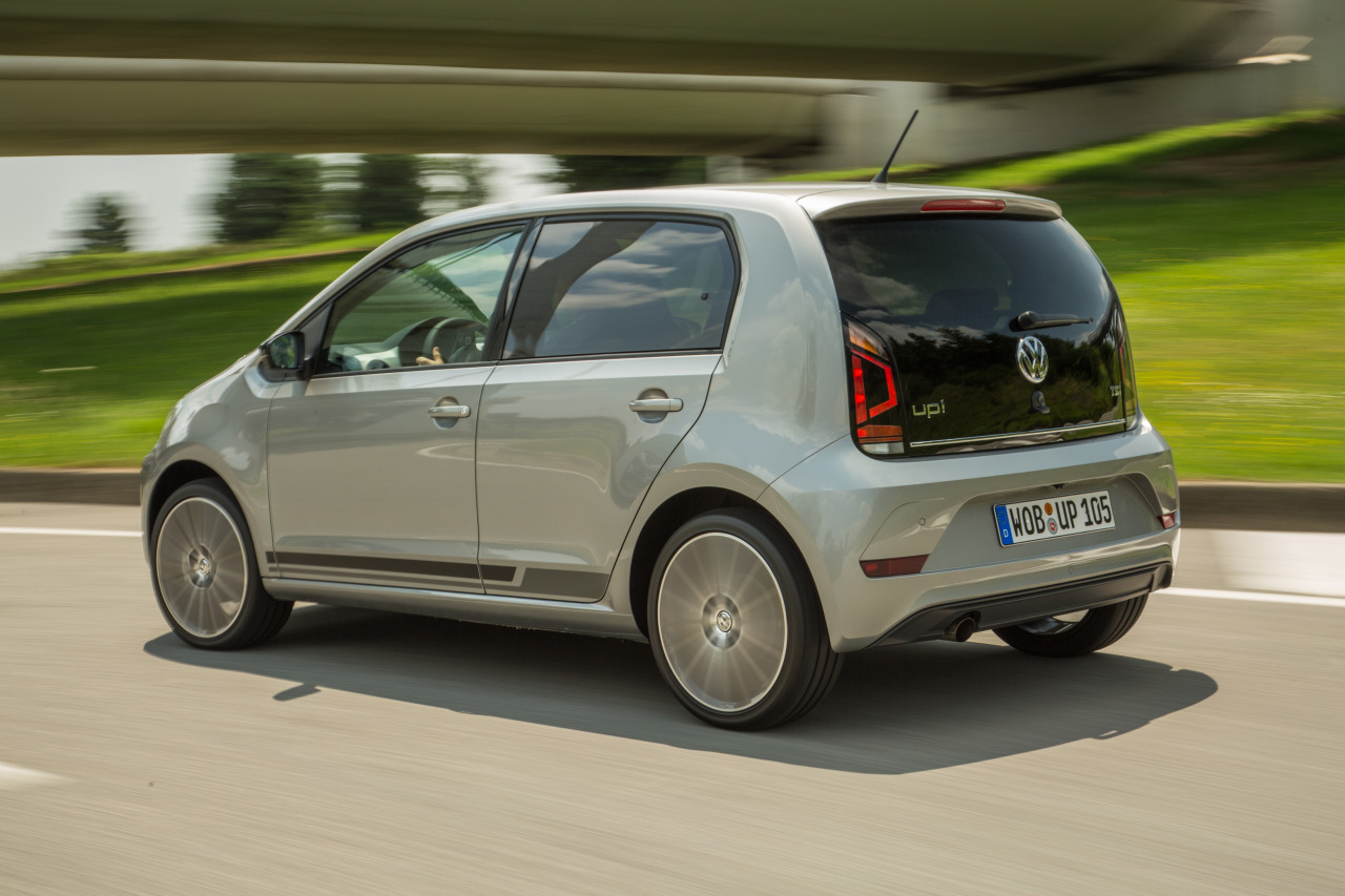 Volkswagen up! Highline (6)