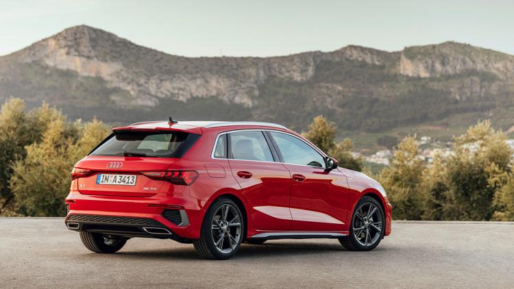Audi A3 S edition