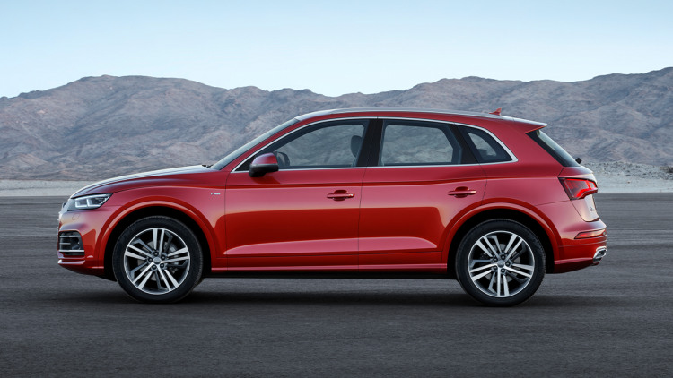 Audi Q5 edition