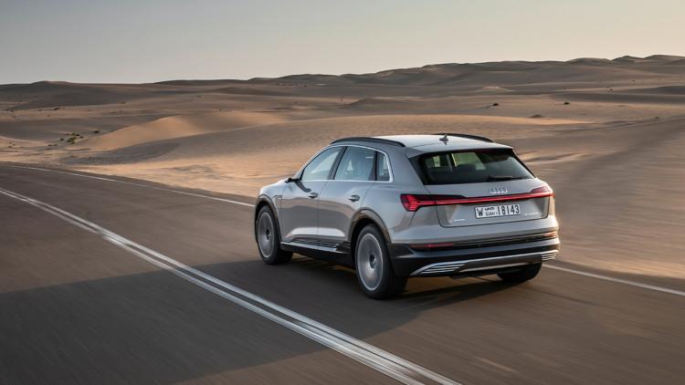 Audi e-tron edition