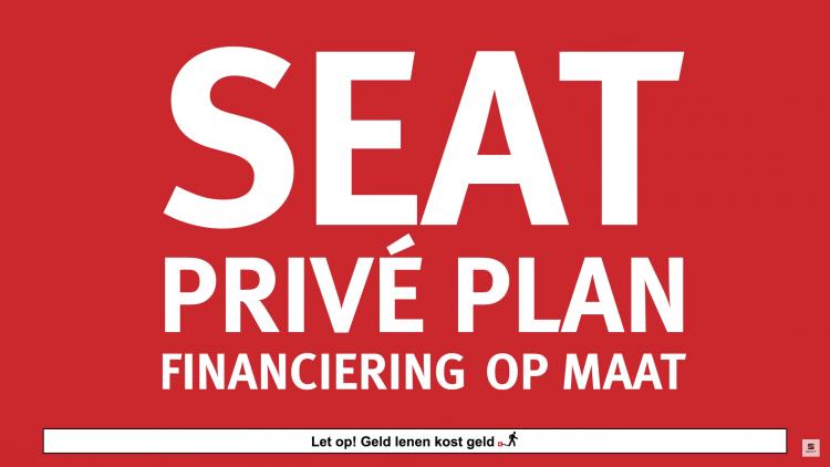 SEAT Privé Plan