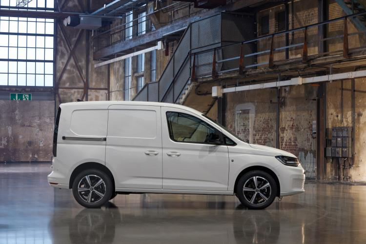 VW Caddy Bestel 2020 (4)