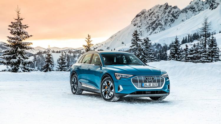 Audi e-tron Business edition Plus