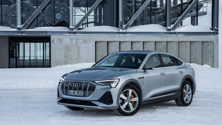 Audi e-tron S-edition