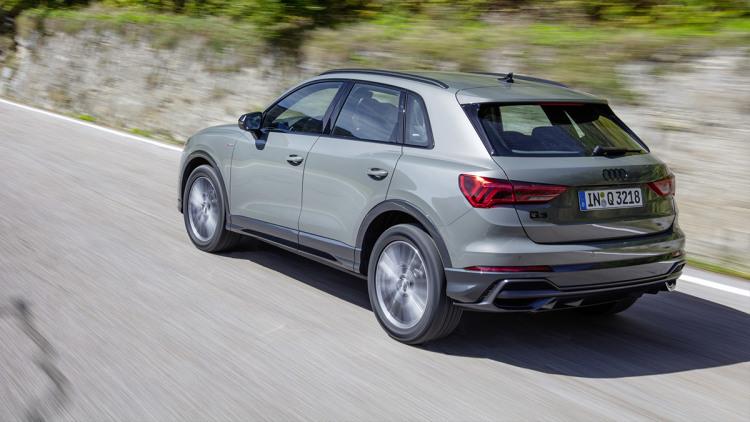 Audi Q3 edition